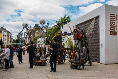 Escher Street Festival 2017
